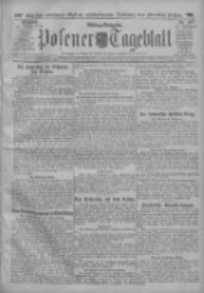 Posener Tageblatt 1912.08.28 Jg.51 Nr403