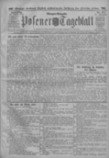 Posener Tageblatt 1912.08.29 Jg.51 Nr404
