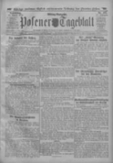 Posener Tageblatt 1912.08.29 Jg.51 Nr405
