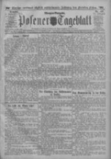 Posener Tageblatt 1912.09.01 Jg.51 Nr410