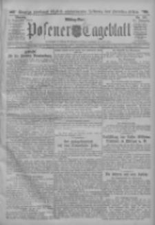 Posener Tageblatt 1912.09.02 Jg.51 Nr411