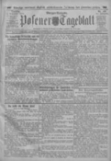 Posener Tageblatt 1912.09.03 Jg.51 Nr412