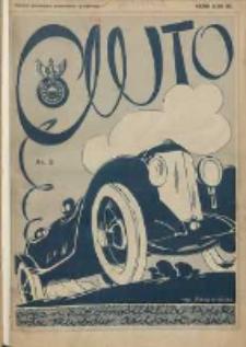 Auto: ilustrowane czasopismo sportowo-techniczne: organ Automobilklubu Polski oraz Klubów Afiliowanych: revue sportive et technique de l' automobile: organe officiel de l'Automobile-Club de Pologne et des clubs afiliés 1926.02.20 R.5 Nr2