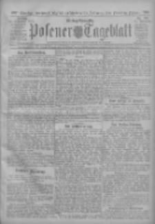 Posener Tageblatt 1912.09.13 Jg.51 Nr431