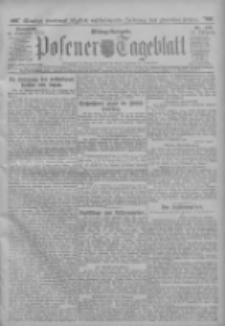 Posener Tageblatt 1912.09.14 Jg.51 Nr433