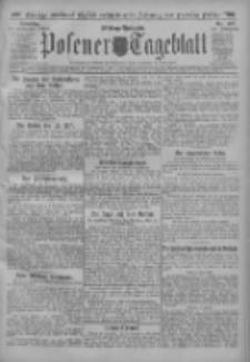 Posener Tageblatt 1912.09.17 Jg.51 Nr437
