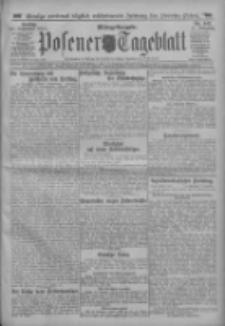 Posener Tageblatt 1912.09.20 Jg.51 Nr443