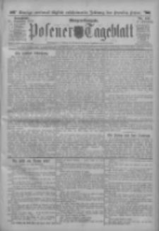 Posener Tageblatt 1912.09.21 Jg.51 Nr444