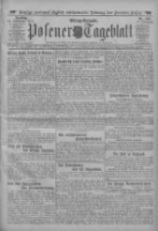Posener Tageblatt 1912.09.24 Jg.51 Nr449