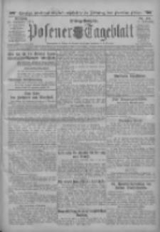 Posener Tageblatt 1912.09.25 Jg.51 Nr451