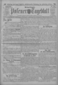 Posener Tageblatt 1912.09.26 Jg.51 Nr453