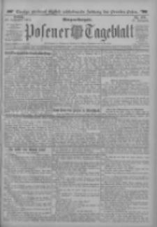 Posener Tageblatt 1912.09.27 Jg.51 Nr454