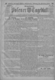 Posener Tageblatt 1912.09.28 Jg.51 Nr457