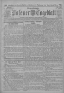 Posener Tageblatt 1912.09.29 Jg.51 Nr458