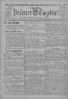 Posener Tageblatt 1912.09.30 Jg.51 Nr459