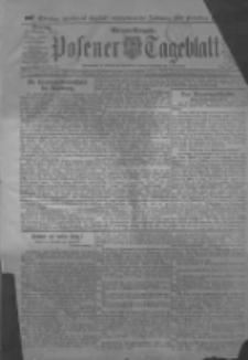 Posener Tageblatt 1912.10.01 Jg.51 Nr460