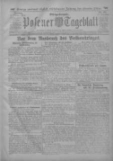 Posener Tageblatt 1912.10.01 Jg.51 Nr461