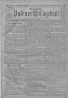 Posener Tageblatt 1912.10.02 Jg.51 Nr462