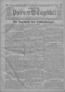 Posener Tageblatt 1912.10.03 Jg.51 Nr465