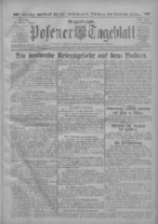 Posener Tageblatt 1912.10.04 Jg.51 Nr467