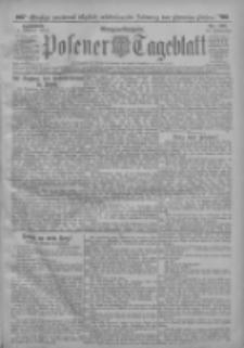 Posener Tageblatt 1912.10.05 Jg.51 Nr468