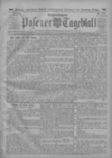 Posener Tageblatt 1912.10.06 Jg.51 Nr470