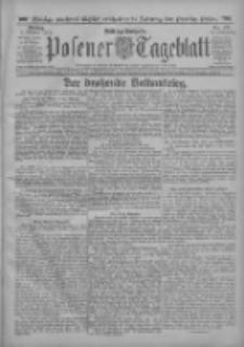 Posener Tageblatt 1912.10.07 Jg.51 Nr471