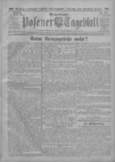 Posener Tageblatt 1912.10.08 Jg.51 Nr473