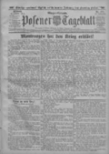 Posener Tageblatt 1912.10.09 Jg.51 Nr474