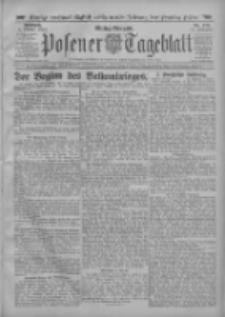Posener Tageblatt 1912.10.09 Jg.51 Nr475