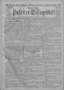 Posener Tageblatt 1912.10.10 Jg.51 Nr476