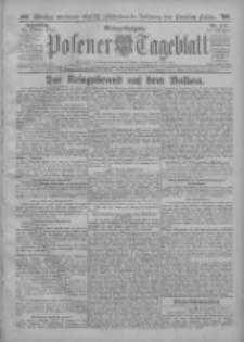 Posener Tageblatt 1912.10.10 Jg.51 Nr477