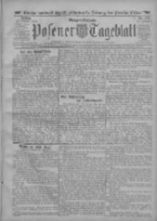 Posener Tageblatt 1912.10.11 Jg.51 Nr478