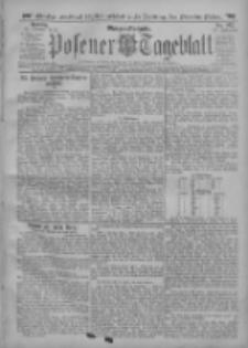 Posener Tageblatt 1912.10.13 Jg.51 Nr482