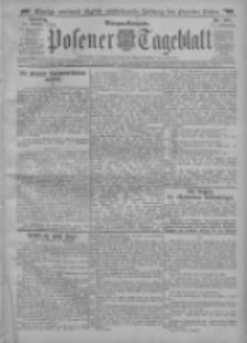 Posener Tageblatt 1912.10.15 Jg.51 Nr484