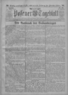 Posener Tageblatt 1912.10.15 Jg.51 Nr485