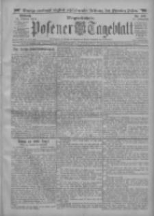 Posener Tageblatt 1912.10.16 Jg.51 Nr486