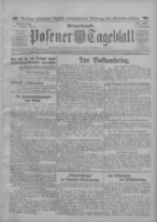 Posener Tageblatt 1912.10.18 Jg.51 Nr489