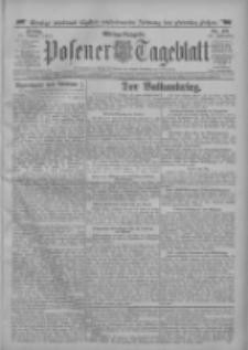 Posener Tageblatt 1912.10.18 Jg.51 Nr491