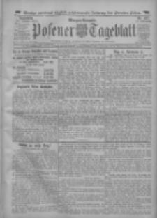Posener Tageblatt 1912.10.19 Jg.51 Nr492