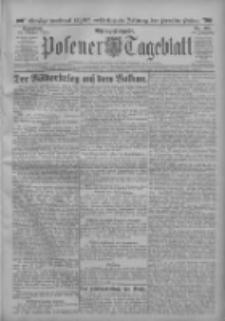 Posener Tageblatt 1912.10.19 Jg.51 Nr493