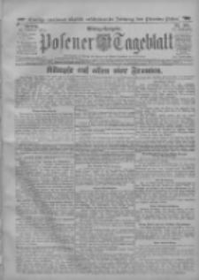 Posener Tageblatt 1912.10.21 Jg.51 Nr495