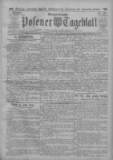 Posener Tageblatt 1912.10.23 Jg.51 Nr498