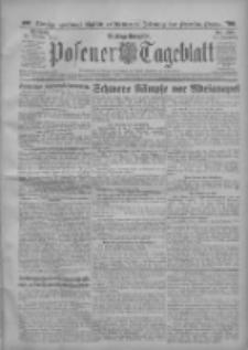 Posener Tageblatt 1912.10.23 Jg.51 Nr499