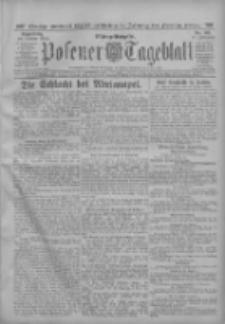 Posener Tageblatt 1912.10.24 Jg.51 Nr501