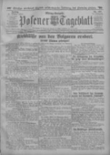 Posener Tageblatt 1912.10.25 Jg.51 Nr503