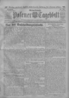 Posener Tageblatt 1912.10.26 Jg.51 Nr505