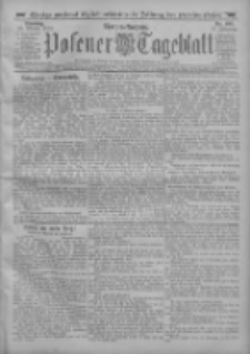 Posener Tageblatt 1912.10.29 Jg.51 Nr508