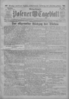 Posener Tageblatt 1912.10.29 Jg.51 Nr509
