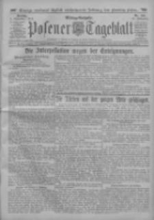 Posener Tageblatt 1912.11.01 Jg.51 Nr515